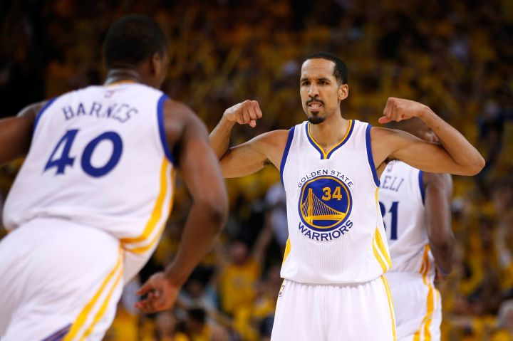 Shaun Livingston is one NBA cutie you can't resist.