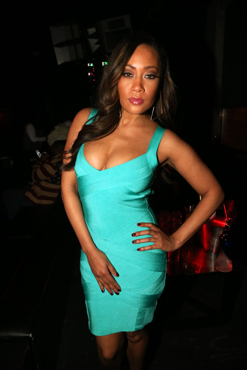 Mimi Faust Birthday Party