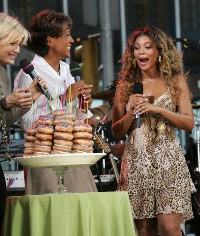 ABC's Good Morning America Presents Beyonce In Concert