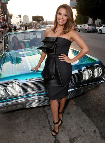 2016 LA Film Festival Opening Night Premiere Of 'Lowriders' - Red Carpet
