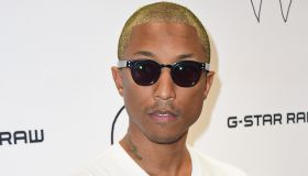 G-Star RAW And Pharrell Williams Open Flagship Store On Fifth Avenue