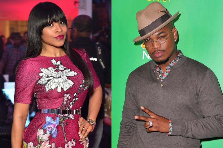 Monyetta and Ne-Yo