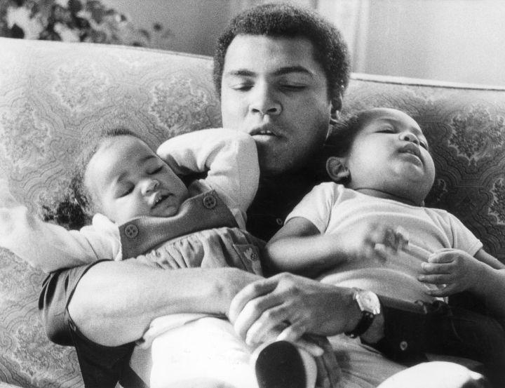 Ali's Girls, 1978