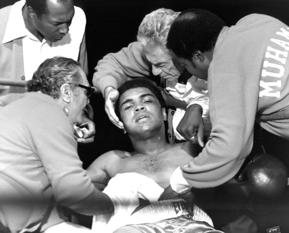 Muhammad Ali In 'The Greatest'
