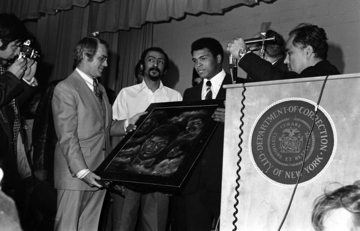 Muhammad Ali Day, 1974