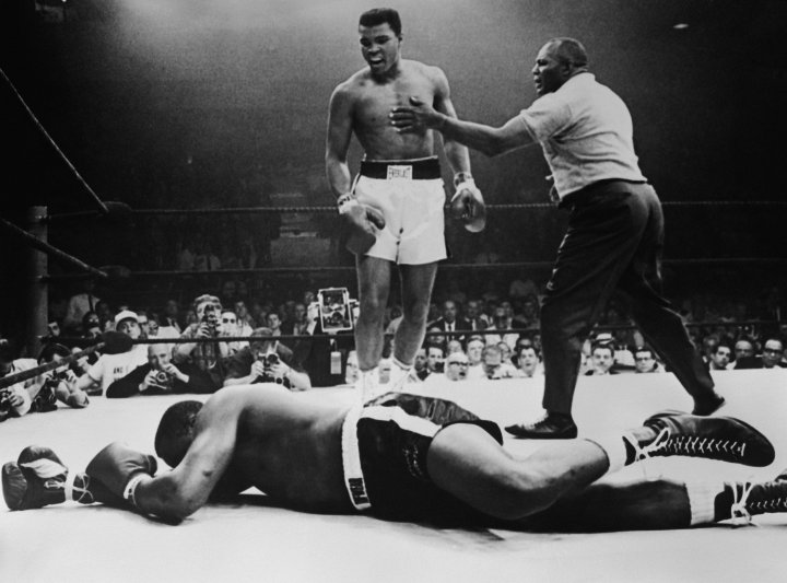 Down Goes Liston, 1965