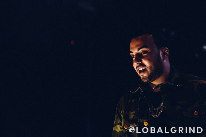 French Montana performing at 2016 Hot 97 Summer Jam at Met Life Stadium.