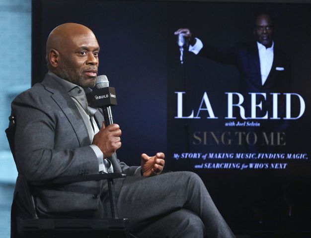 AOL Build Speaker Series - LA Reid, 'Sing To Me: My Story Of Making Music, Finding Magic, And Searching For Who's Next'