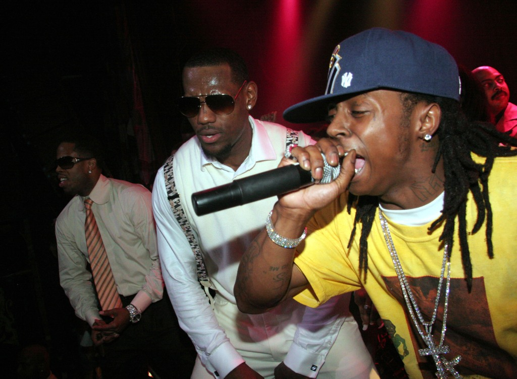 LeBron James 21st Birthday Party with Performance by Lil' Wayne