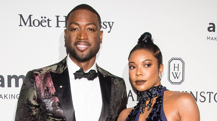 12 Photos Of Dwyane Wade And Gabrielle Union Fiercely Supporting Their Kids