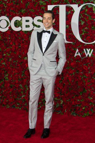 2016 Tony Awards - red carpet arrivals