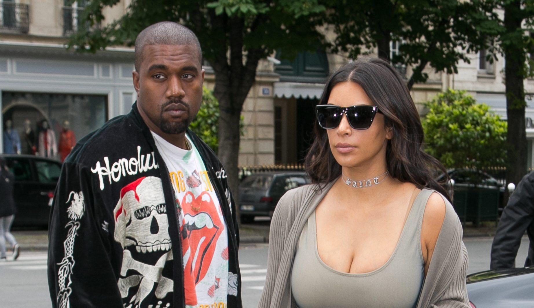 Celebrity Sightings In Paris - June 13, 2016