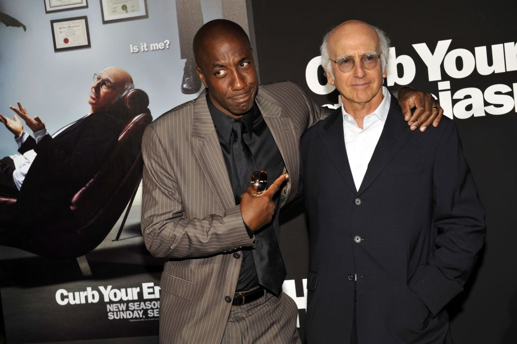 Premiere of HBO's 'Curb Your Enthusiasm' Season 7 - Arrivals