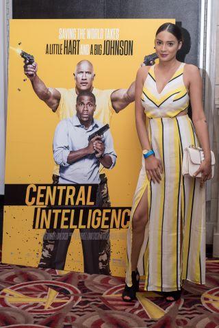 Central Intelligence, Sasha Merci
