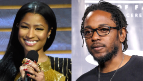 Nicki Minaj and Kendrick Lamar