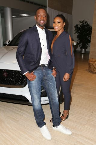 Dwyane Wade Launches New Car
