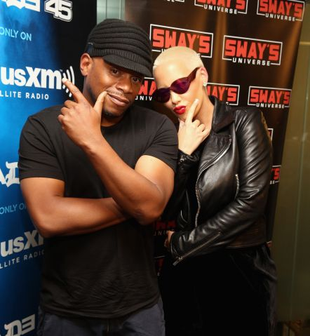 Celebrities Visit SiriusXM - June 17, 2016