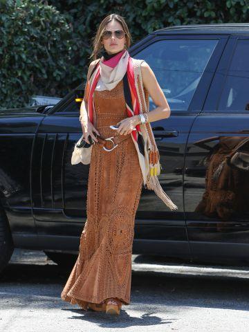 Celebrity Sightings In Los Angeles - June 16, 2016