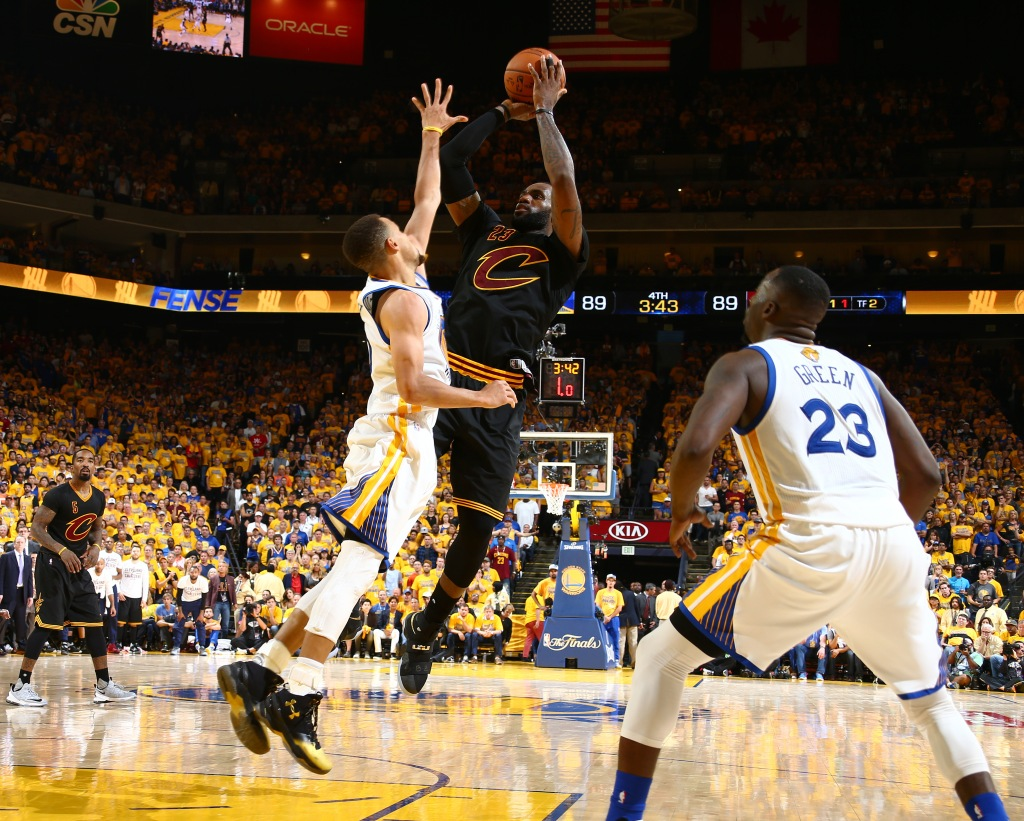 2016 NBA Finals - Game Seven