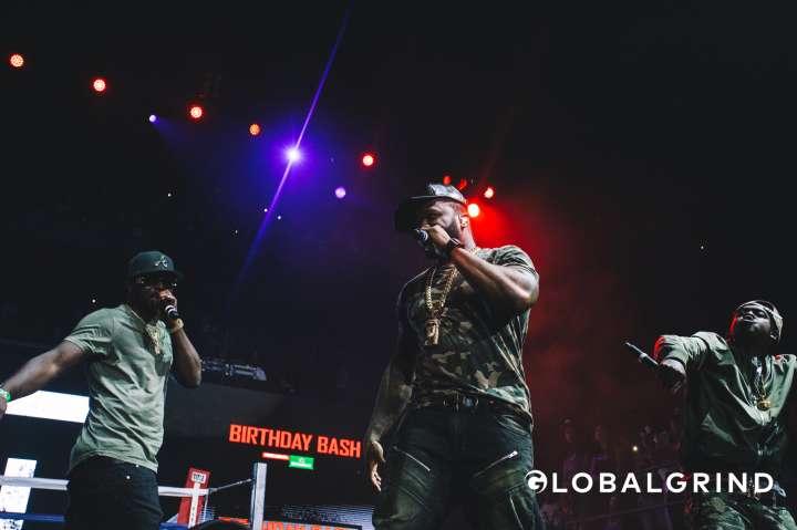 Global Grind Birthday Bash