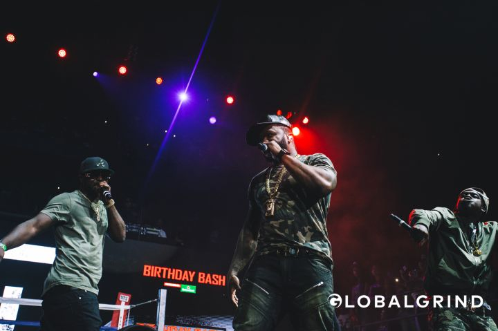 Global Grind Birthday Bash