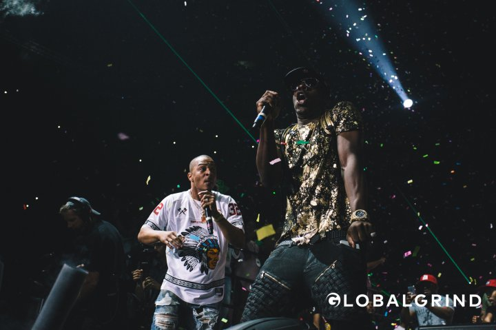 Polo Dro and TI performed Ain't I