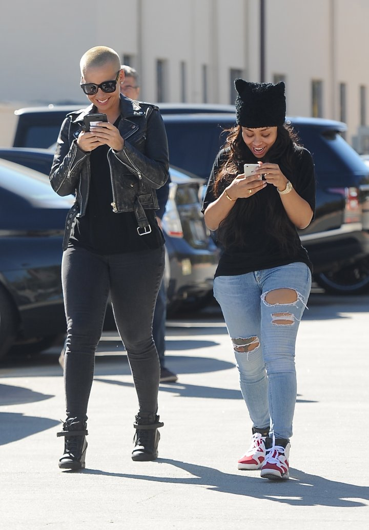 That moment when you're texting your BFF and she's standing right next to you. #CasualCool.