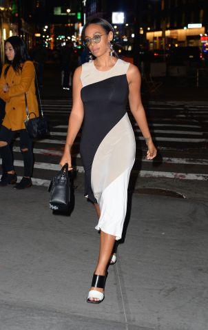 Celebrity Sightings in New York City - April 20, 2016