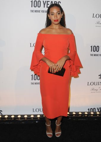 LOUIS XIII Toasts To '100 Years: The Movie You Will Never See' - Arrivals