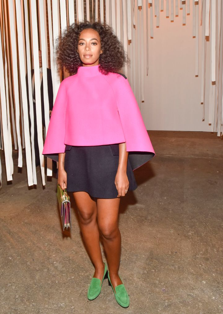 Seriously gorgeous at this year's NY Fashion Week.
