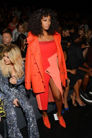 Prabal Gurung - Front Row & Backstage - Spring 2016 New York Fashion Week: The Shows