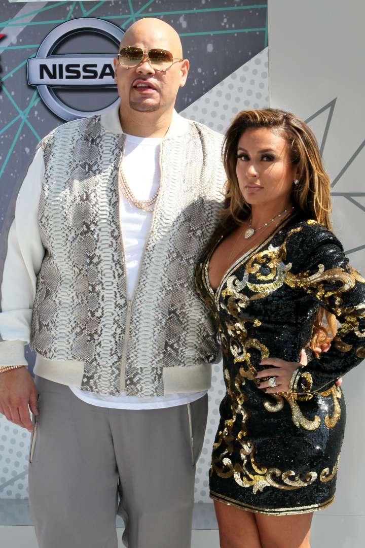 Fat Joe and Lorena Cartagena