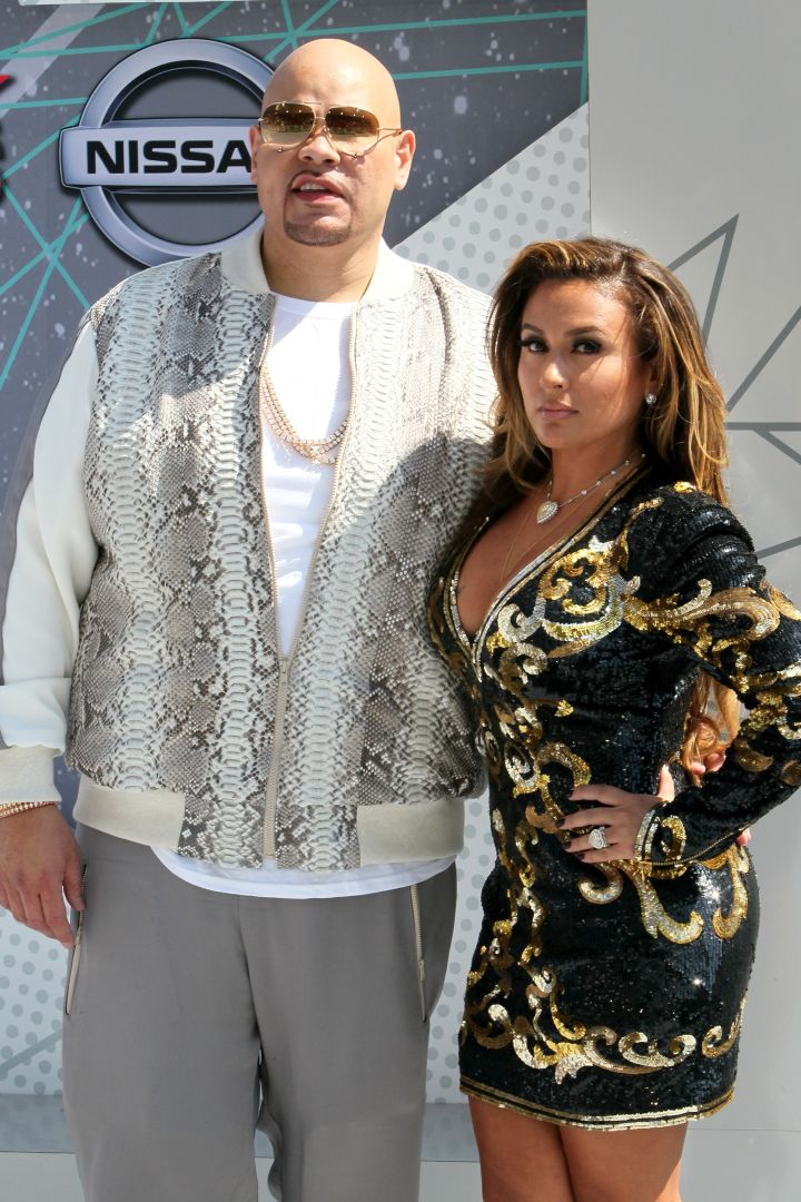 Fat Joe and Lorena Cartagena
