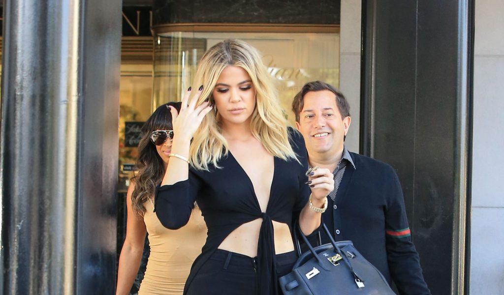 Celebrity Sightings In Los Angeles - June 13, 2016