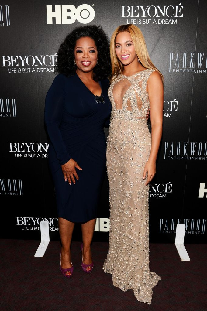 HBO Documentary Film 'Beyonce: Life Is But A Dream' New York Premiere - Red Carpet