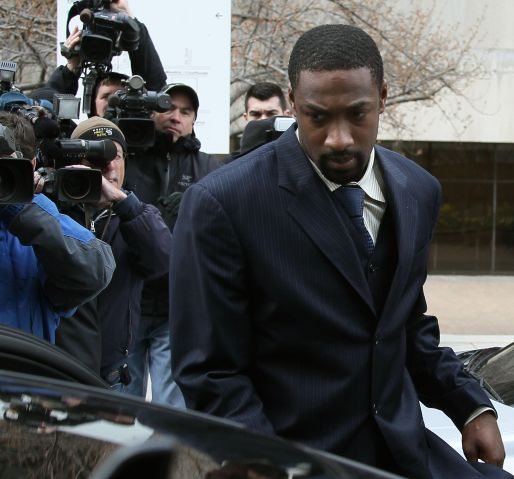Washington Wizards Gilbert Arenas Sentenced For Gun Possession