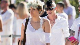 Celebrity Sightings In Los Angeles - July 04, 2016
