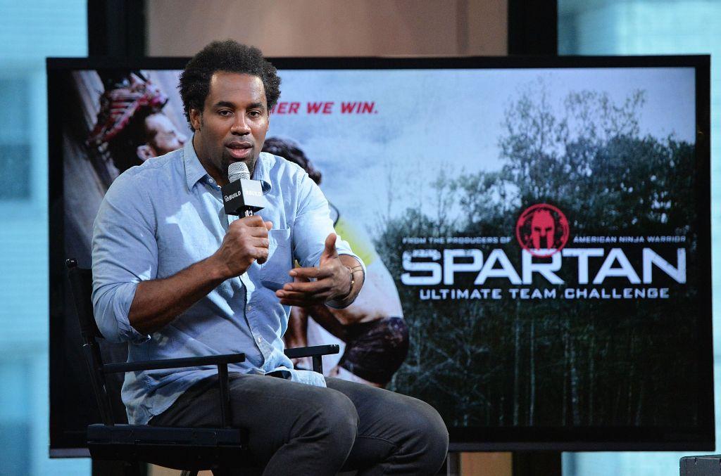 AOL Build Speaker Series - Dhani Jones, 'Spartan: Ultimate Team Challenge'