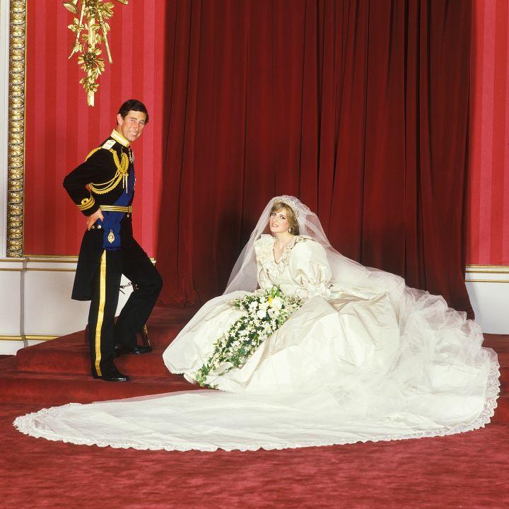 Prince Charles & Diana Spencer