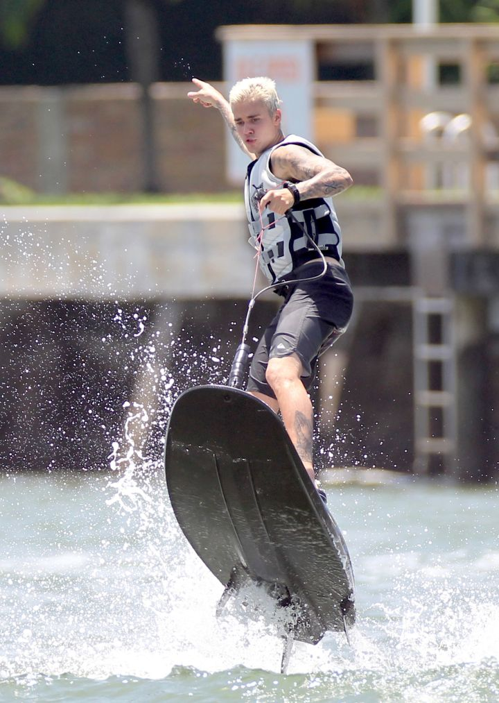 Bieber On Board