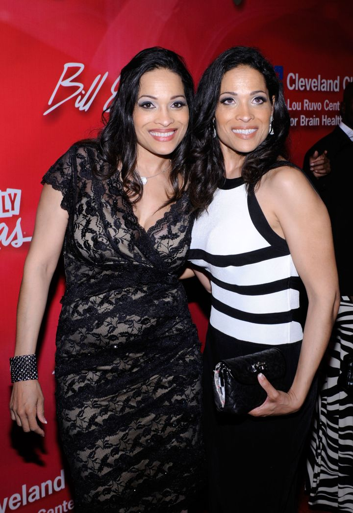Jamillah and Rasheda Ali