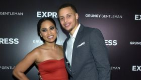 EXPRESS Launch Party For Menswear Brand Ambassador Stephen Curry