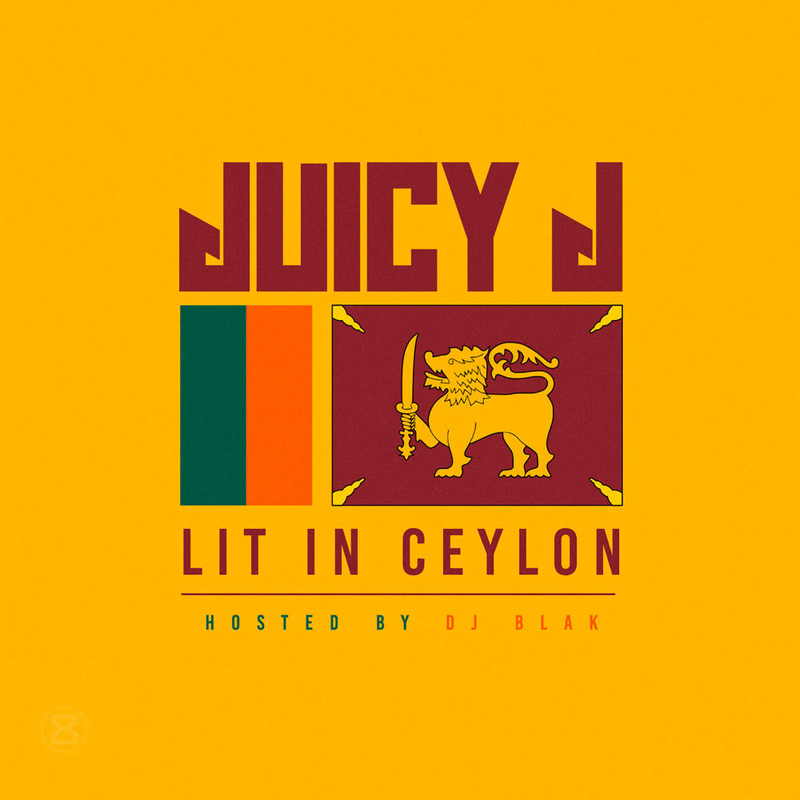 Juicy J mixtape artwork