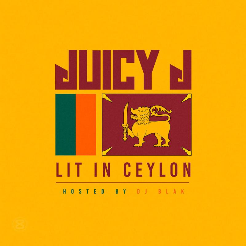 Juicy J mixtape artwork