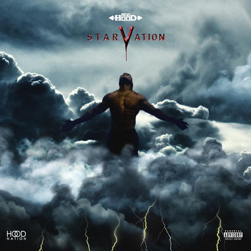 Ace Hood StarVation mixtape cover art