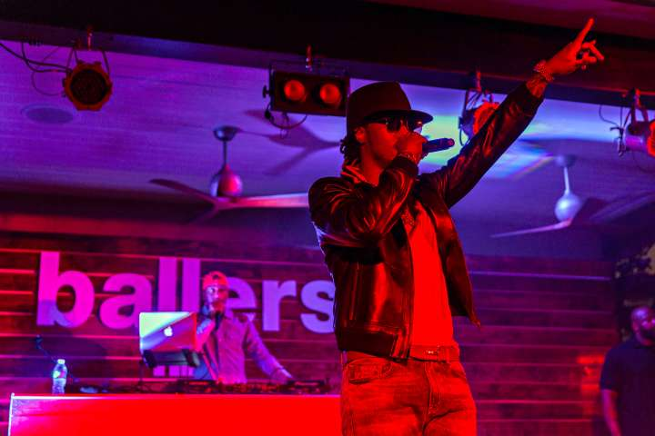 Future Performs At HBO's 'Ballers' Season Two Premiere Party In Miami