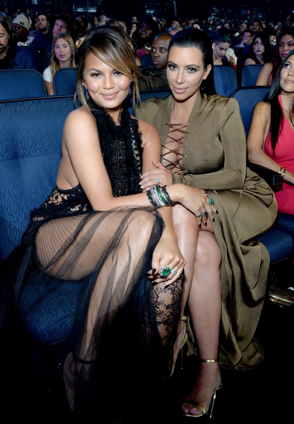 2015 MTV Video Music Awards - Backstage