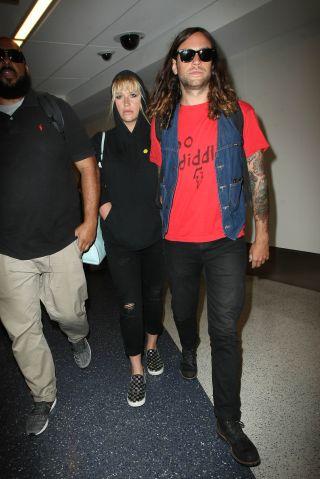 Celebrity Sightings In Los Angeles - July 25, 2016