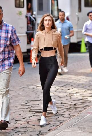 Celebrity Sightings in New York City - July 26, 2016
