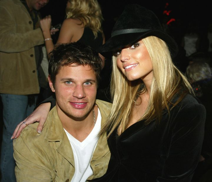Jessica Simpson was a virgin when she married Nick Lachey. The pair divorced in 2006 and both have kids of their own now.